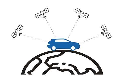Navigationsgerät und seine Funktionen